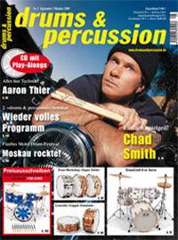 Drums und Percussion, Deutschland