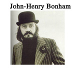 John Henry Bonham Files