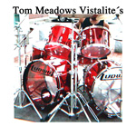 Tom Meadows, Vistalite Collector, USA