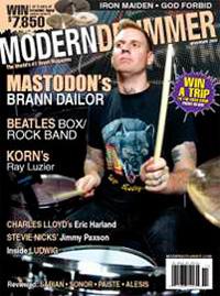 Modern Drummer, USA