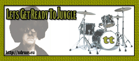 Let´s get ready to rumble - drumming!