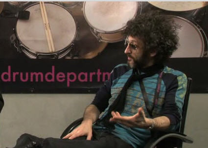 Jojo Mayer (screenshot drumdepartment.tv)