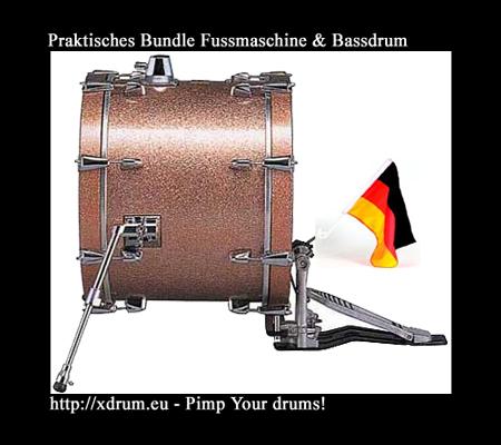 WM Bundle für Schlagzeuger