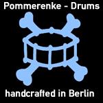 Pommerenke, Schlagzeugbetreuung