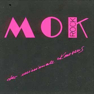 MOK - Der Minimale Konsens (Aufkleber Siebdruck)