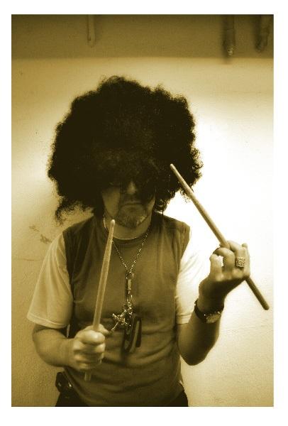 Tommy Tulip, Drummer