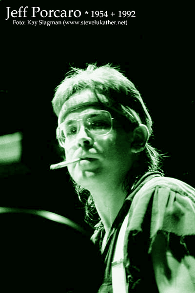 Jeff Porcaro (Drummer)