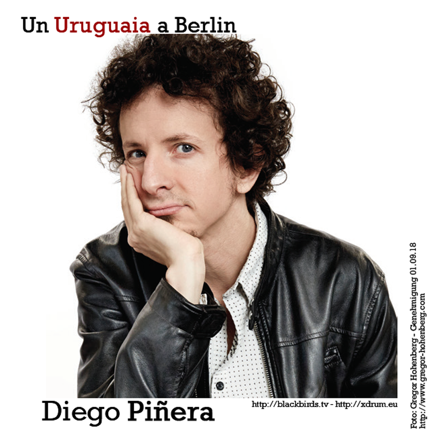 Diego Pinera © Gregor Hohenberg (genehmigt)