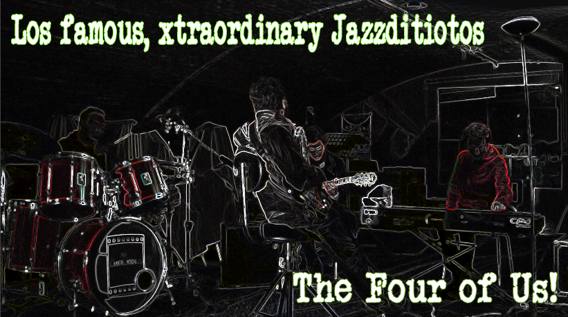 Jazzidiotos_The.Four.Of.Us_small