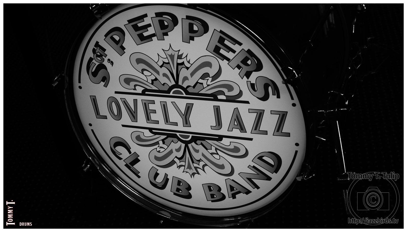 #Jazzbirds #Tommy #drums