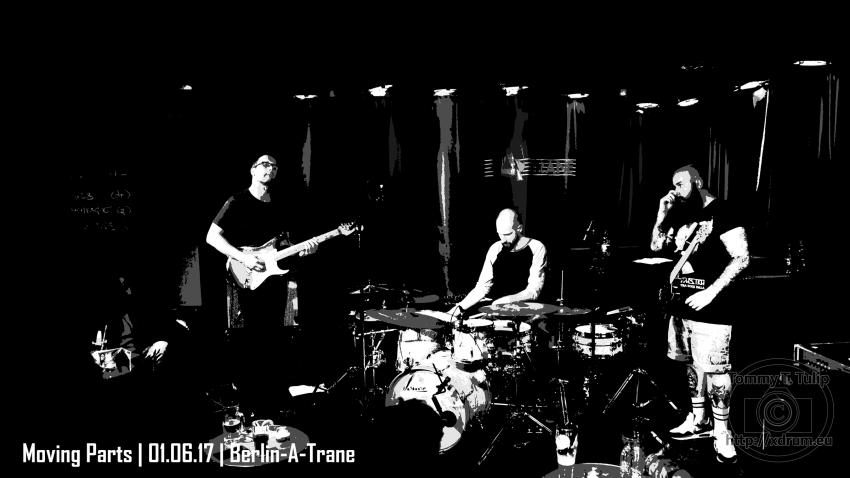 Moving Parts   Benny Greb   01.06.17 - A-Trane Berlin