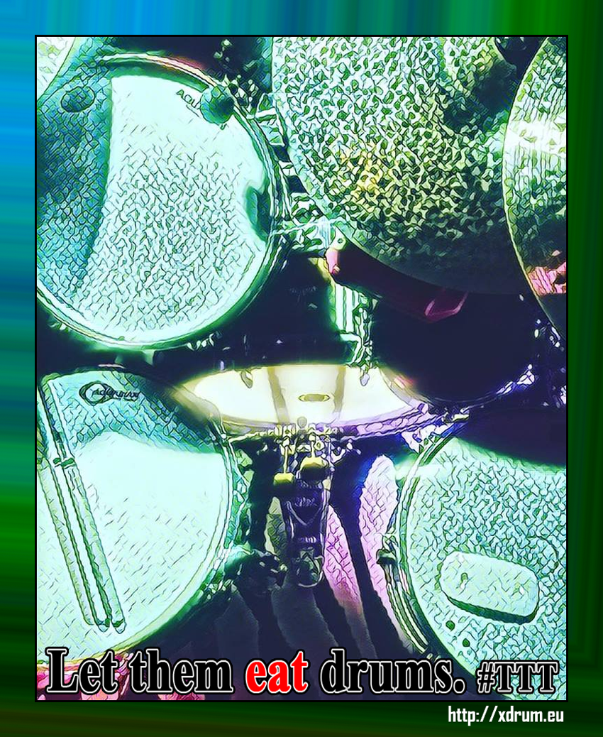Let Them Eat Drums 4 #Prisma