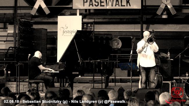 Nils Landgren & Friends 02.08.18 @Pasewalk