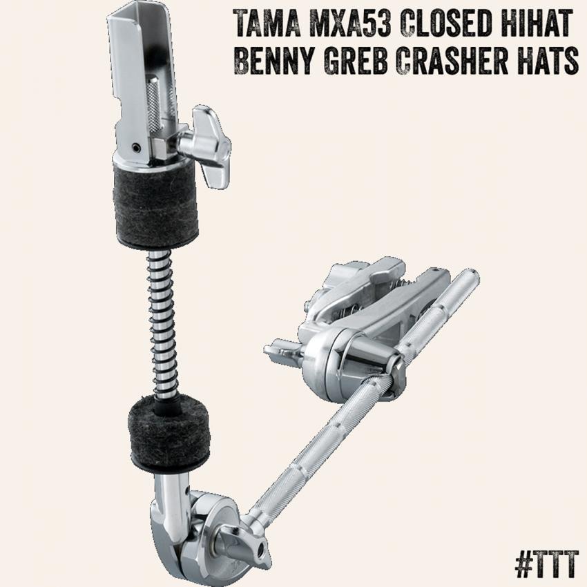 Tama MXA53 Closed Hihat (Tama USA), Produktfoto #TTT