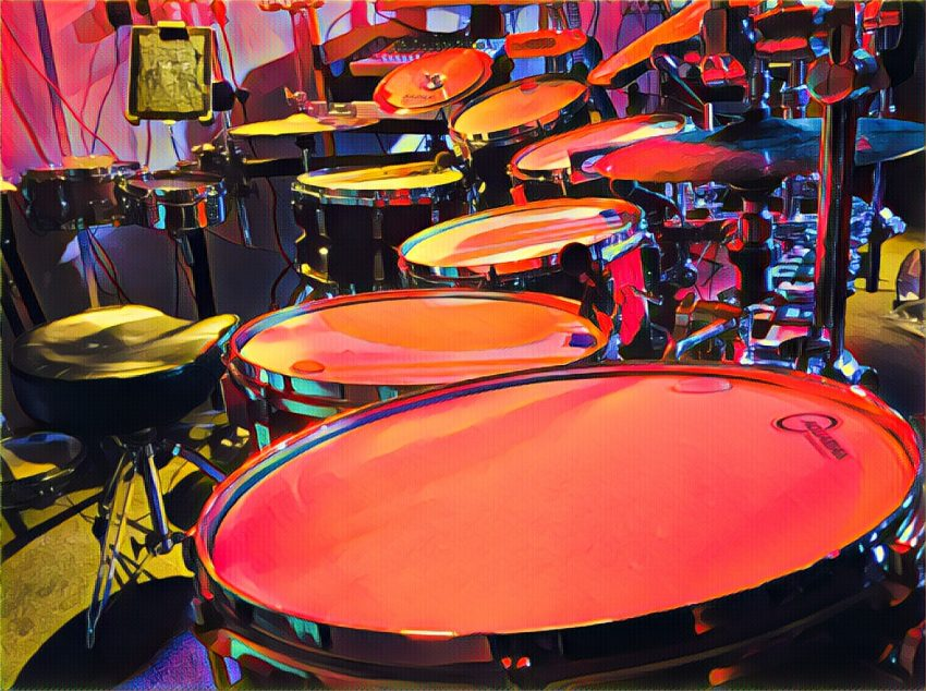 02.17 #Sonor #Signature #Prisma #withfilter #Artwork #tulipstagram