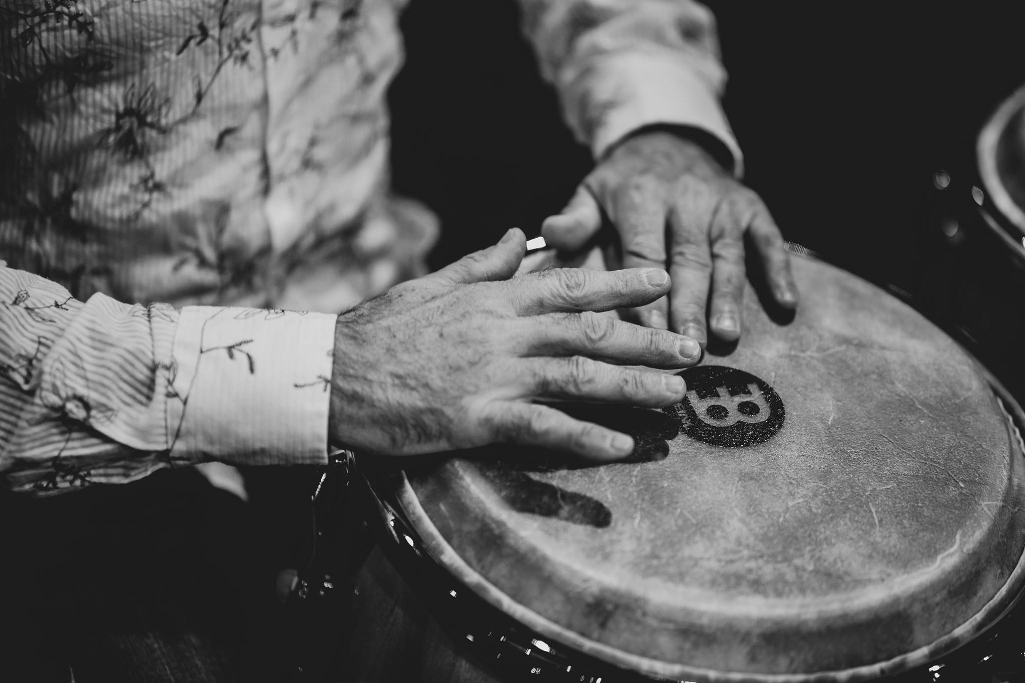 José Cortijo - Perkussionprofi (Foto: Quentin Brandt, Meinl Percussion)
