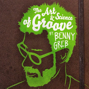 Benny Greb - The Art & The Science Of Groove (Logo)
