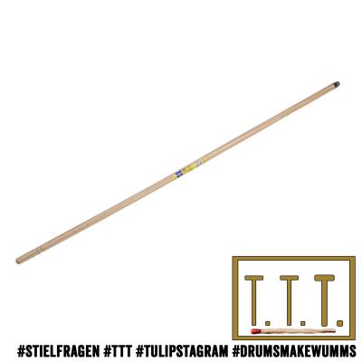 Der Besenstiel #Stielfragen #TTT #Tulipstagram #Drumsmakewumms